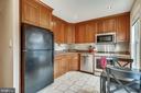 Kitchen - 1176 N UTAH ST, ARLINGTON