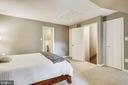 Bedroom #4 closet - 1176 N UTAH ST, ARLINGTON