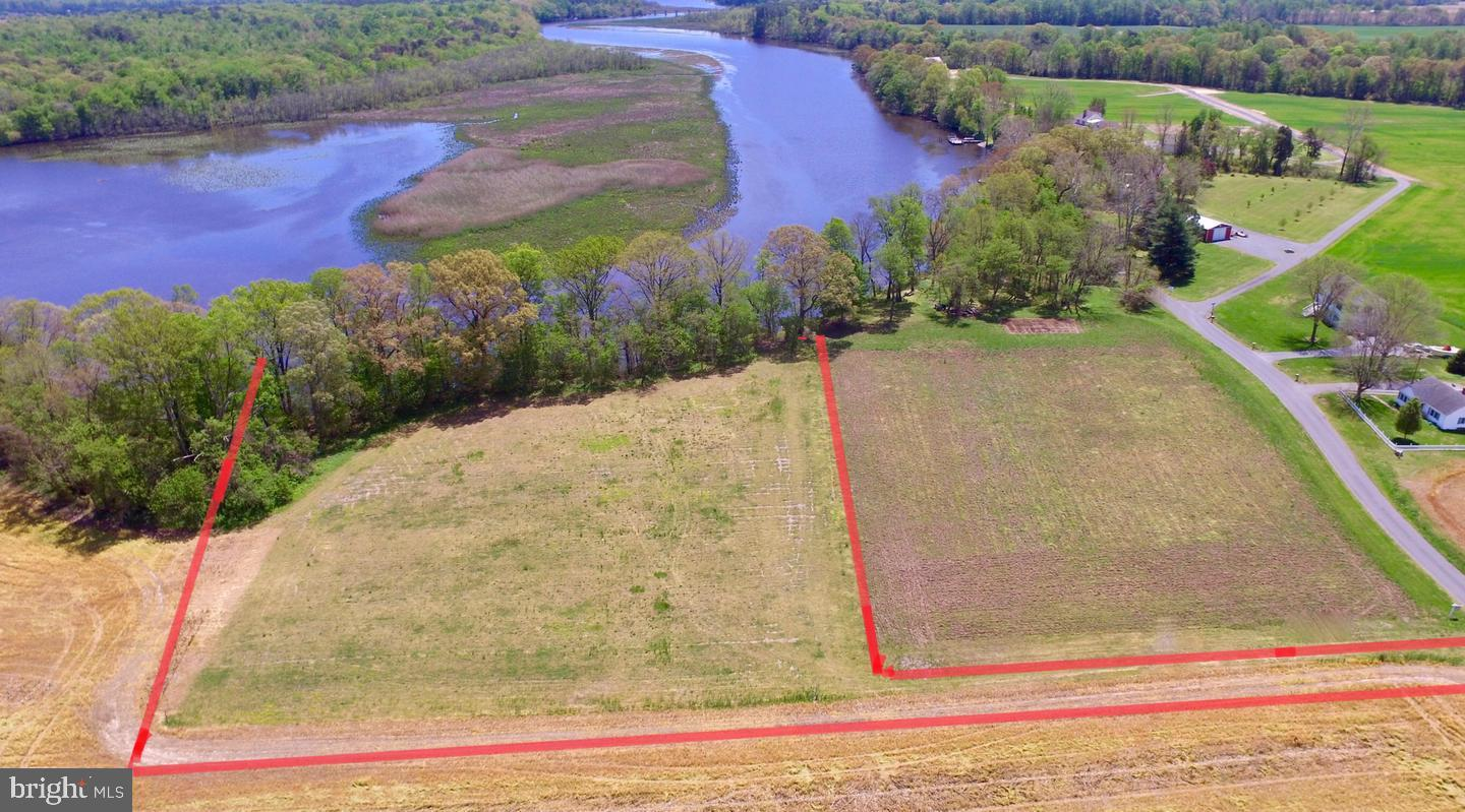 Land for Sale at Cordova, Maryland 21625 United States