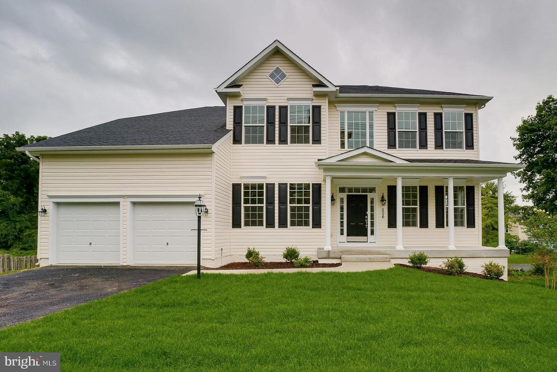 Single Family Homes para Venda às Towson, Maryland 21286 Estados Unidos