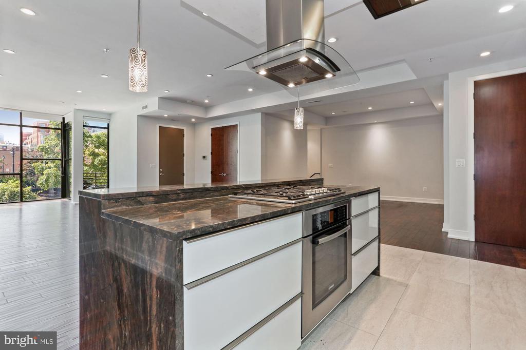 Kitchen - 1931 12TH ST NW #A, WASHINGTON