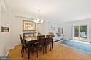 Dining Room - Seat 8, 10, or Even 12, Guests! - 8486 SPRINGFIELD OAKS DR, SPRINGFIELD