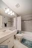 Full Bathroom #3 - Located on Lower Level of Home - 8486 SPRINGFIELD OAKS DR, SPRINGFIELD