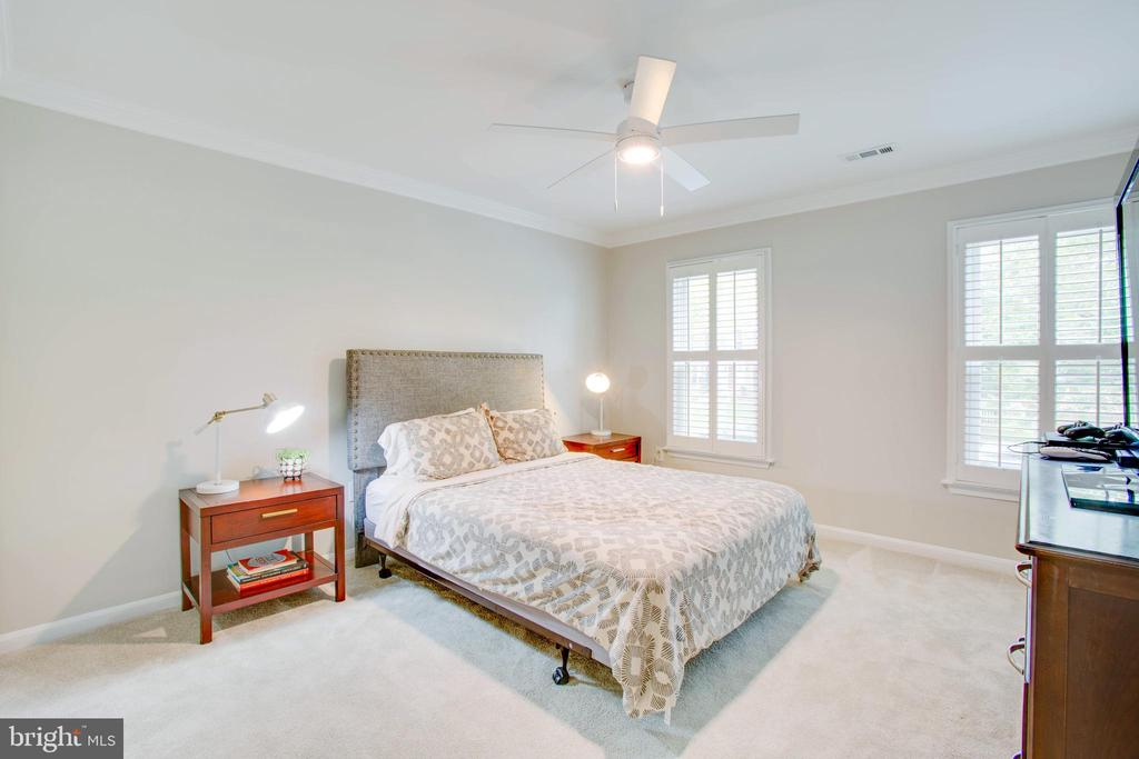 Bedroom 2 -luxurious carpet installed 2019 - 1 NEW BEDFORD CT, STAFFORD