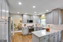 Samsung stainless steel appliances - 1 NEW BEDFORD CT, STAFFORD