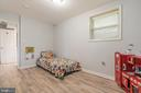 spacious second bedroom - 19133 WINDSOR RD, TRIANGLE