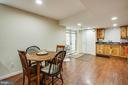Basement with Walkout Entry/Exit Doors - 1546 W OLD MOUNTAIN RD, LOUISA