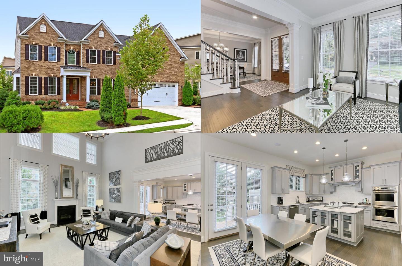 Single Family Homes için Satış at Falls Church, Virginia 22043 Amerika Birleşik Devletleri