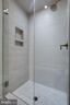 Custom  Shower in Bedroom 2 Private Bathroom - 17814 RUNNING COLT PL, LEESBURG