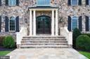 Custom Mahogany Entry Doors  (New Spring 2020) - 17814 RUNNING COLT PL, LEESBURG
