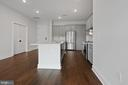 Kitchen - Dining - 44691 WELLFLEET DR #407, ASHBURN