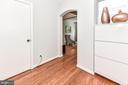 Roomy closet - 1903 KEY BLVD #11545, ARLINGTON