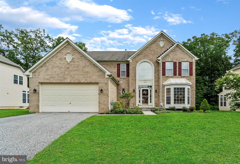 Single Family Homes para Venda às Joppa, Maryland 21085 Estados Unidos