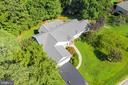 Lush greenery surrounds the Home - 12984 PINTAIL RD, WOODBRIDGE