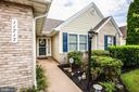 Nicely landscapted - 11717 COLLINWOOD CT, FREDERICKSBURG