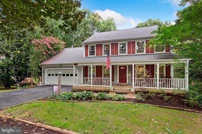 Single Family Homes pour l Vente à Fairfax Station, Virginia 22039 États-Unis