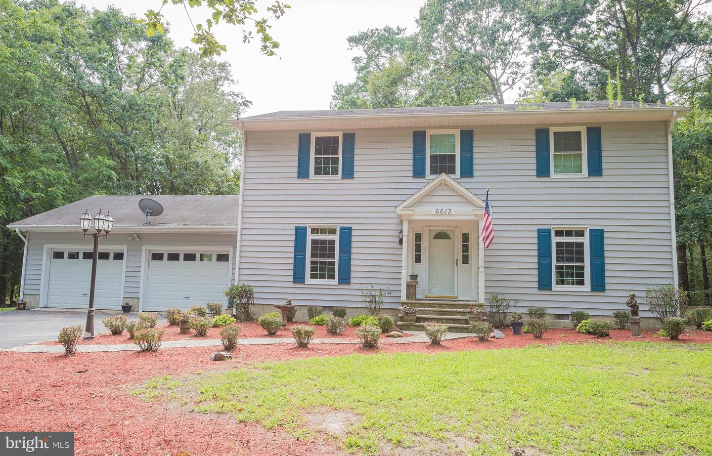 Single Family Homes por un Venta en Snow Hill, Maryland 21863 Estados Unidos