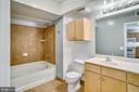 Bathroom w/ Oversize Tub - 616 E ST NW #602, WASHINGTON