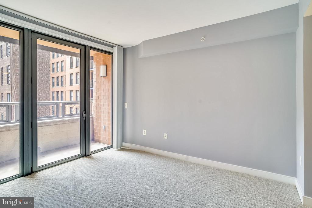 Private Balcony in Bedroom Too - 616 E ST NW #602, WASHINGTON