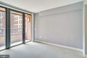 Private Balcony in Bedroom Too - 616 E ST NW #602, WASHINGTON