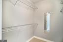 Spacious Walk-In Closet - 616 E ST NW #602, WASHINGTON