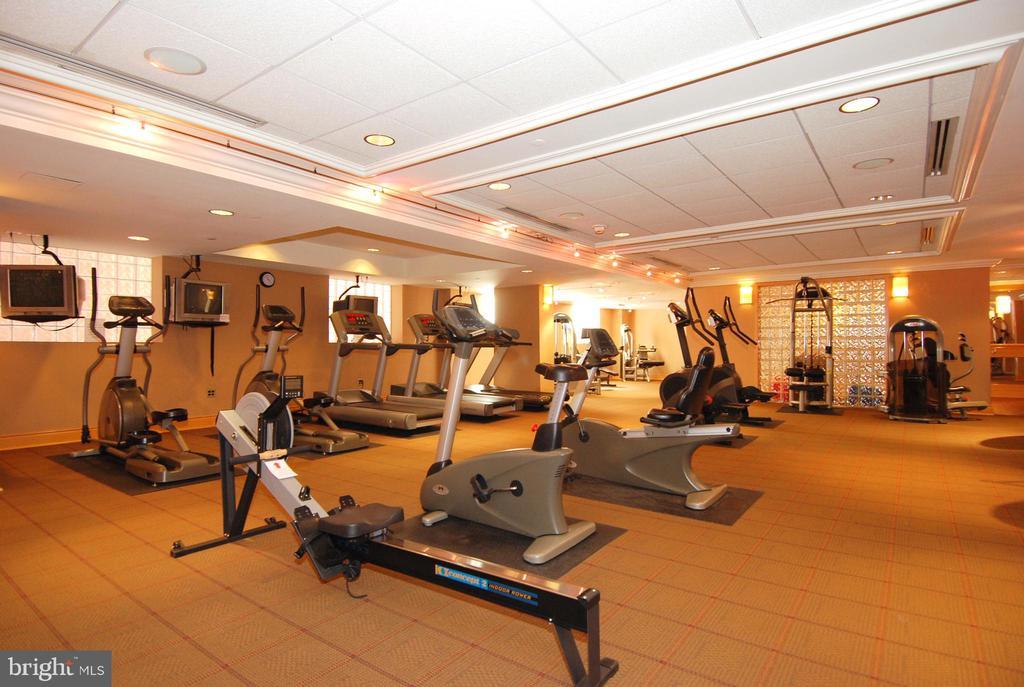 Fitness Center - 616 E ST NW #602, WASHINGTON