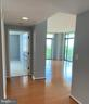 View from entry - 11700 OLD GEORGETOWN RD #810, NORTH BETHESDA