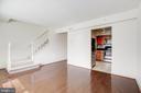 Living Room View 5 - 3601 NW 38TH ST NW #302, WASHINGTON
