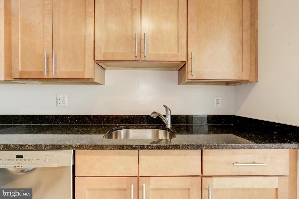 Kitchen View 3 - 3601 NW 38TH ST NW #302, WASHINGTON