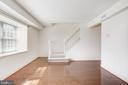 Living Room View 3 - 3601 NW 38TH ST NW #302, WASHINGTON