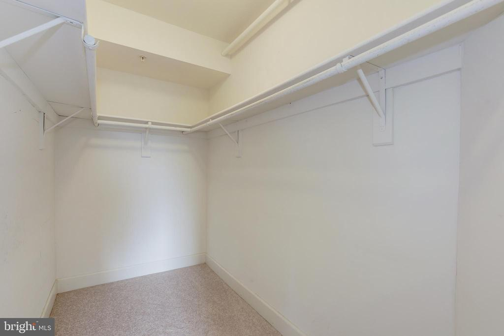 Lots of Closet/ Walk-in - Closet - 3601 NW 38TH ST NW #302, WASHINGTON