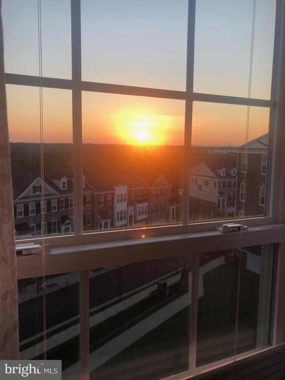 Romantic sunset views make this condo unique! - 42706 TELFORD TER, ASHBURN