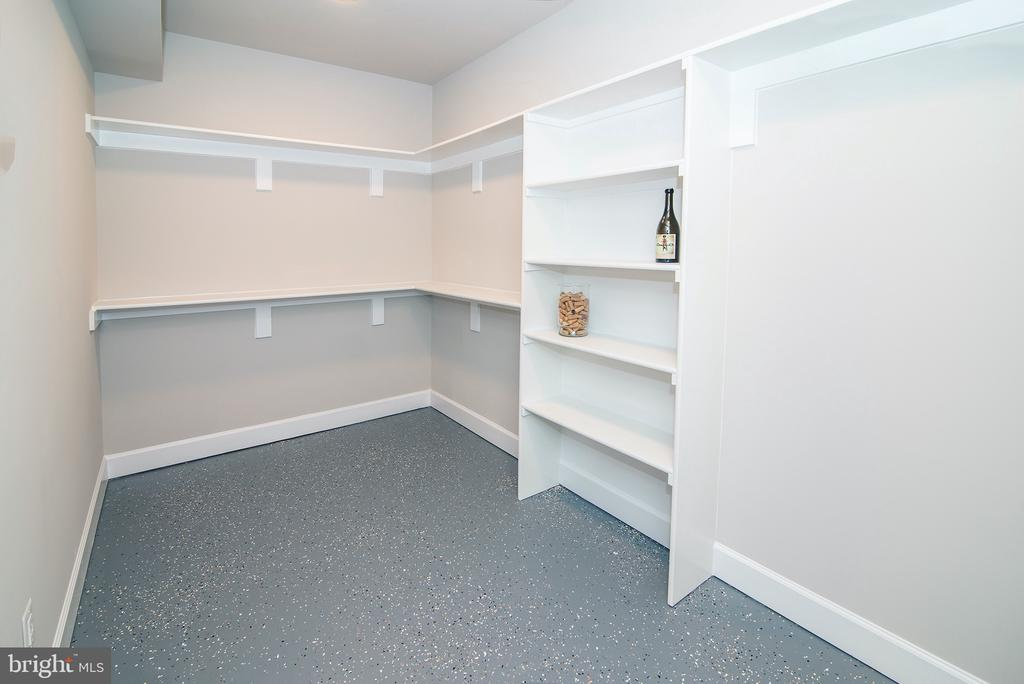 Turn this into a wine cellar or a place to store - 9524 LEEMAY ST, VIENNA