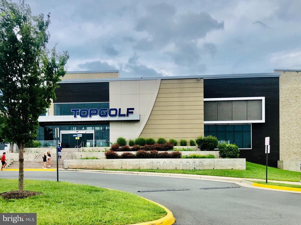 Top Golf is right around the corner - 44754 TIVERTON SQ, ASHBURN