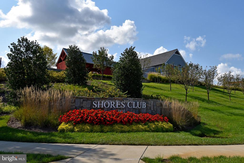 Shores Club - Club House and Fitness Center - 2522 SWEET CLOVER CT, DUMFRIES