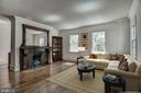 Family Room - 1312 30TH ST NW, WASHINGTON