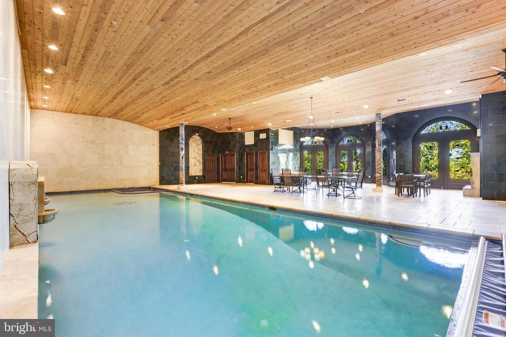Pool / Recreation Level - 612 RIVERCREST DR, MCLEAN