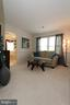 Master suite's  private sitting room - 802 SE TINA DR SE, LEESBURG
