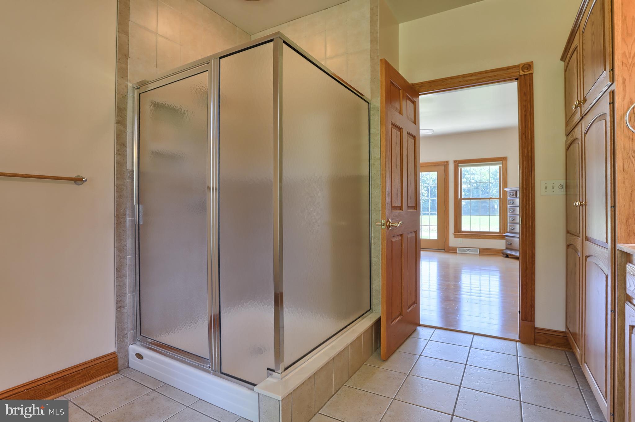1st Floor Master Bath - View 2