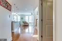 Foyer - 1418 N RHODES ST #B414, ARLINGTON