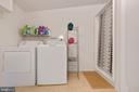 Washer and Dryer to Convey - 500 ROLLING RIDGE LN, WINCHESTER