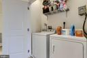 Laundry - 1418 N RHODES ST #B414, ARLINGTON