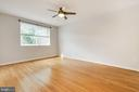 Primary Bedroom - 2016 N ADAMS ST #206, ARLINGTON
