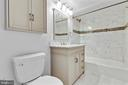 Updated Luxury Bathroom (2017) - 2016 N ADAMS ST #206, ARLINGTON