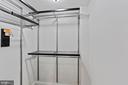 Plus walk-in closet off the bedroom. - 1801 KEY BLVD #10-506, ARLINGTON