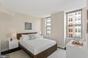 Owner's suite. - 1205 N GARFIELD ST #608, ARLINGTON