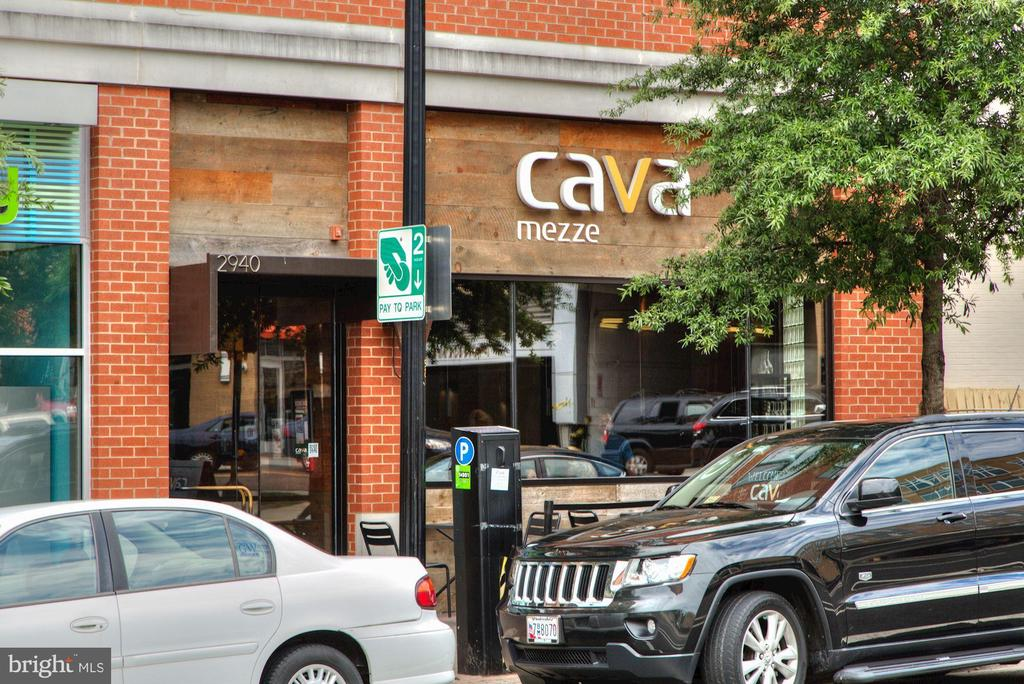 Clarendon restaurants. - 1205 N GARFIELD ST #608, ARLINGTON