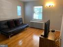 LIVING ROOM - 3508 LANCER DR, HYATTSVILLE