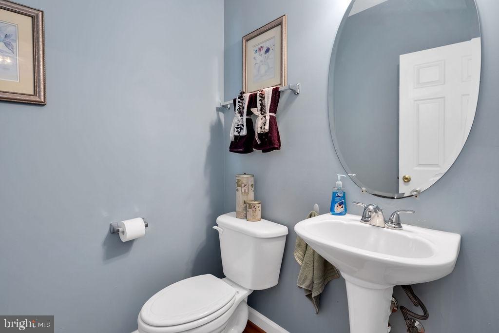 Half Bath - 14079 MERLOT LN, PURCELLVILLE