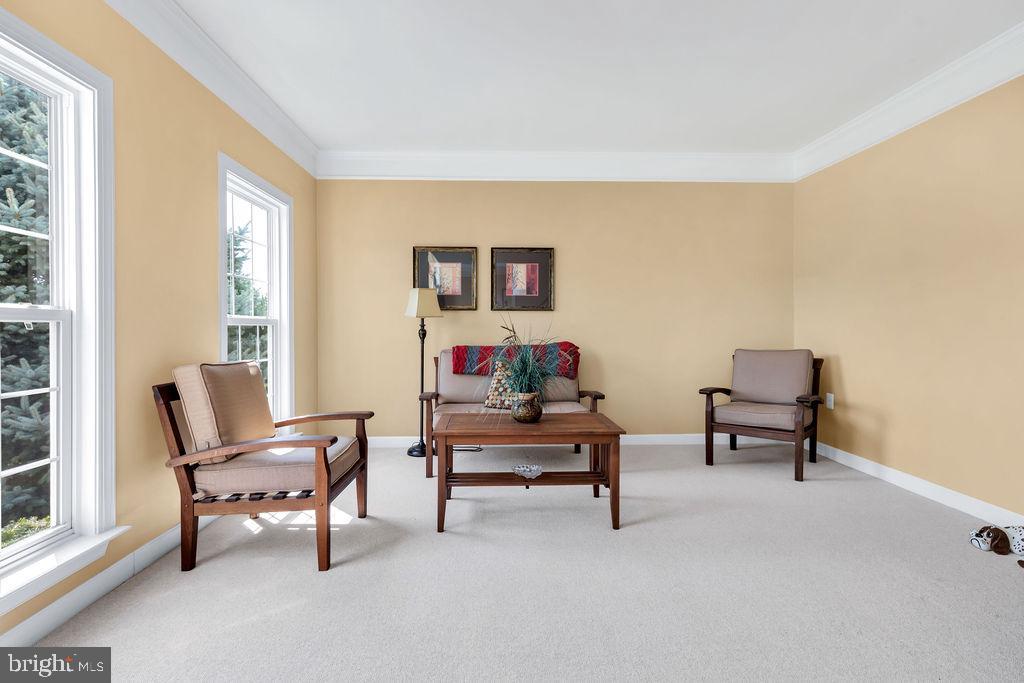 Formal Living Room - 14079 MERLOT LN, PURCELLVILLE